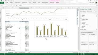 Show Top Ten Results - Excel PivotTable