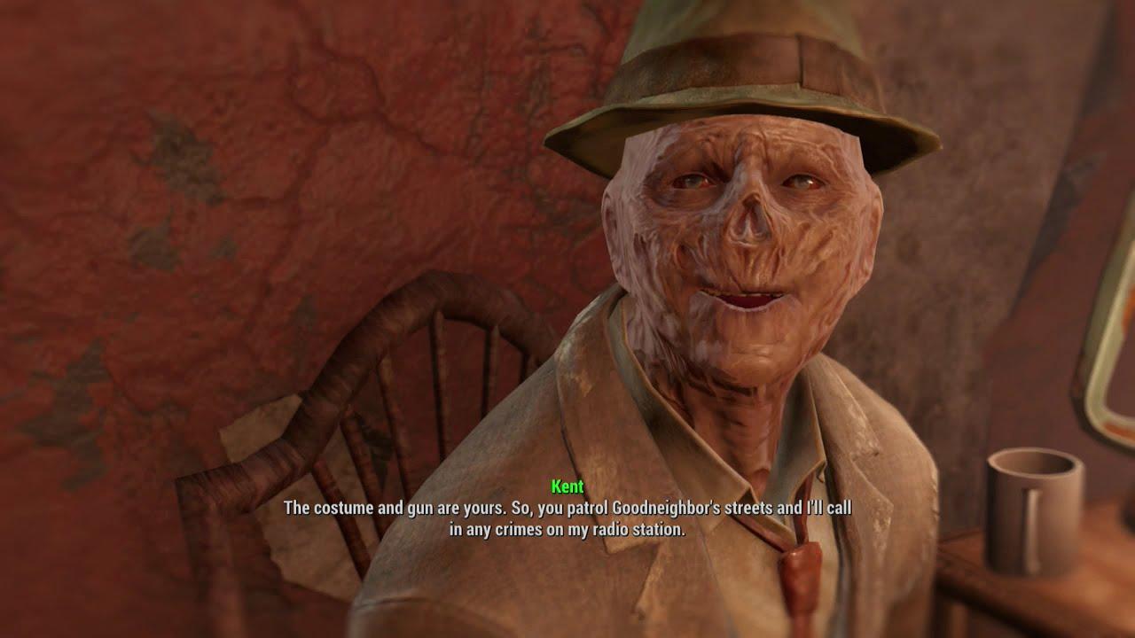 Fallout 4 кент