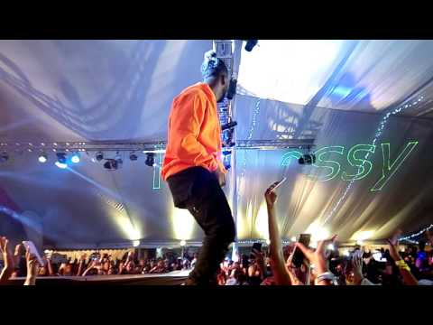 "Omarion Performing ""Distance"" at the Afro Pop Festival"