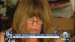 Florida Teacher Fired for not Giving Creadit for Missing Assignment. 09/25/2018