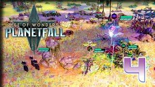 Siren Surprise – Age of Wonders: Planetfall Gameplay – [Stream VOD] part 4