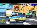 ❌ GEFAHR auf der AUTOBAHN ❌ - GTA 5 LSPD:FR #199 - Daniel Gaming - Deutsch