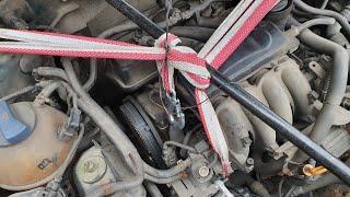 Ремонт правого кронштейна крепления двигателя — Volkswagen Bora будет КАСТОМНЫЙ РЫЧАГ (часть 1)