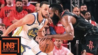 Golden State Warriors vs Houston Rockets Full Game Highlights / Game 2 / 2018 NBA Playoffs thumbnail