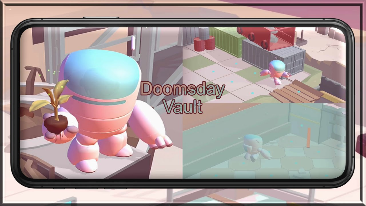 Doomsday Vault Gameplay Apple Arcade Latest Addition Youtube