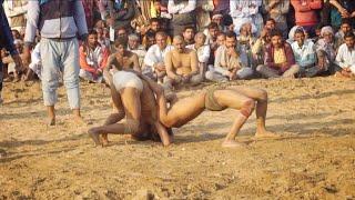 ऐसी कुश्ती पहले क़भी नही देखी होगी आपने || शमीम VS मुज़ाहिर साढौरा कुश्ती दंगल प्रतियोगिता