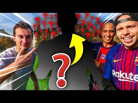 FUßBALL CHALLENGE VS BESTER TORWART AUF YOUTUBE?!