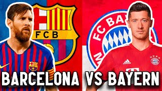 Donate via venmo: the-fergie-time-podcast barcelona vs bayern | live commentary & fan reaction today i am hosting a watch along for the champions league...