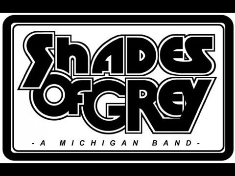 "Cover Music set from 1961 - 1968 and Intro of ""Shades of Grey Band"""
