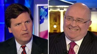 Tucker to strategist  When did Dems become party of war?