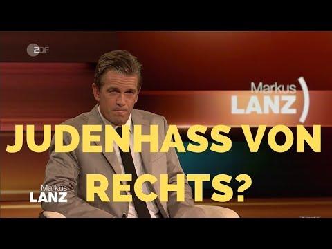 Berliner Bürgermeister bei Lanz: Antisemitismus kommt von rechts