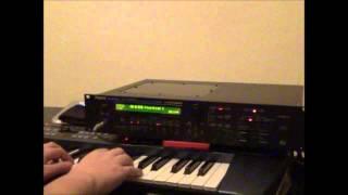 Roland JV 1080 - Preset Bank B - 78   Square Lead 2