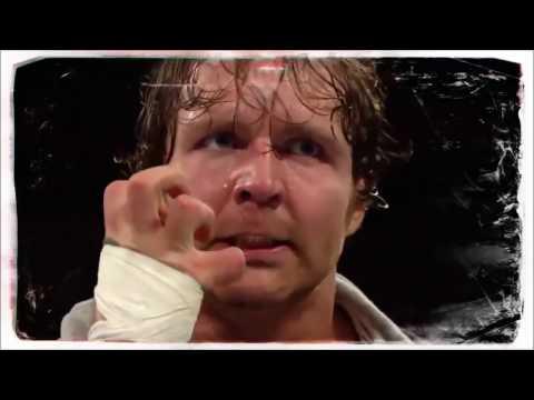 WWE Dean Ambrose Theme Song Titantron 2017