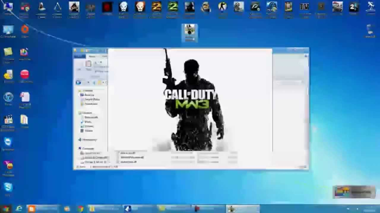 How to download and Install Call of Duty Modern Warfare 3 [PC][Reloaded]