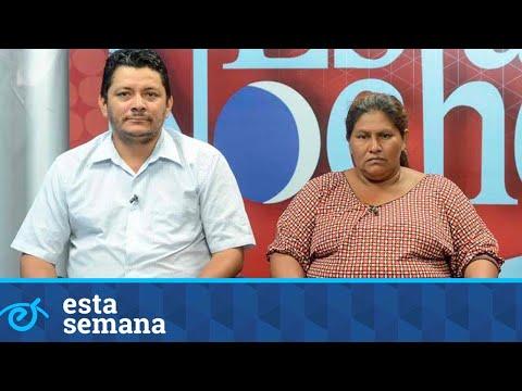"""El diálogo de Medardo Mairena y """"Chica"""" Ramírez en el norte de Costa Rica"""