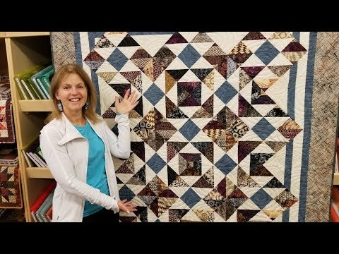At Sea Quilt | Let's Make!