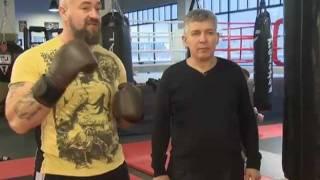 Сергей Бадюк: Бокс для здоровья