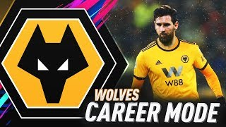 SIGNING THE LIONEL MESSI REGEN!!! FIFA 19 WOLVES CAREER MODE #75