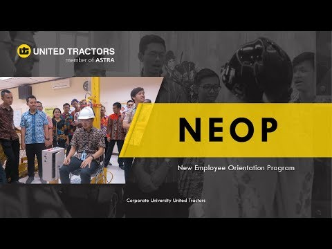 NEW EMPLOYEE ORIENTATION PROGRAM (NEOP)