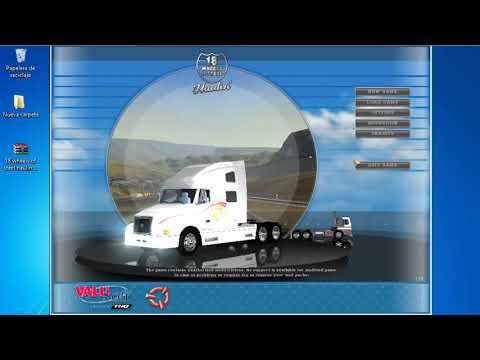 DESCARGAR 18 Wheels Of Steel Haulin Full Gratis 2020 XD