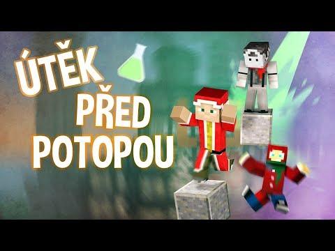 utek-pred-potopou-top-parkour-mapa-minecraft