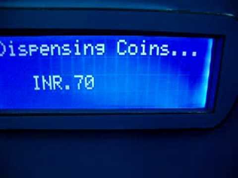 Coin Vending Machine Demo ACVM 01XT