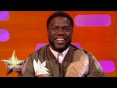 Kevin Hart Fought With 'Racist' Camel Filming Jumanji | The Graham Norton Show