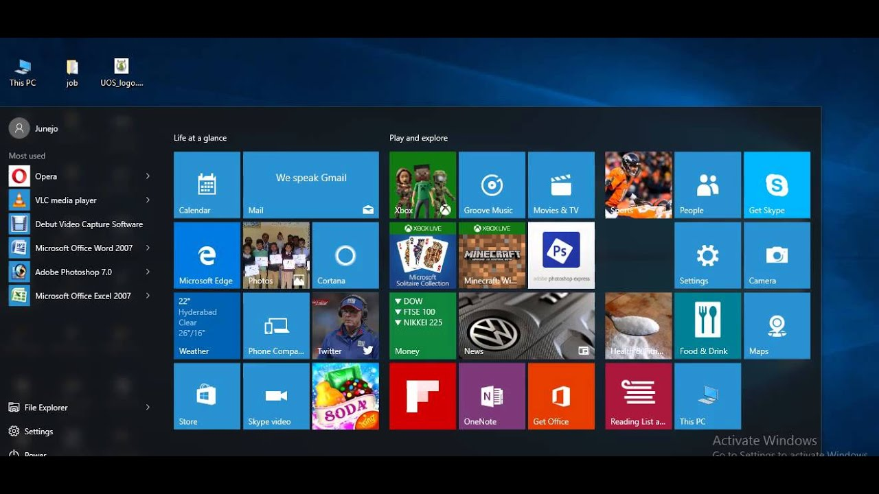 How To Open Disk Management Windows 10, 8, 7, Vista, XP) partially