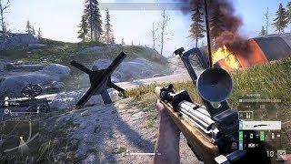Battlefield V - Battle Royale - Firestorm PS4 Gameplay (1080p60fps)