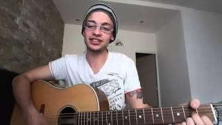 gravity  john mayer acoustic cover