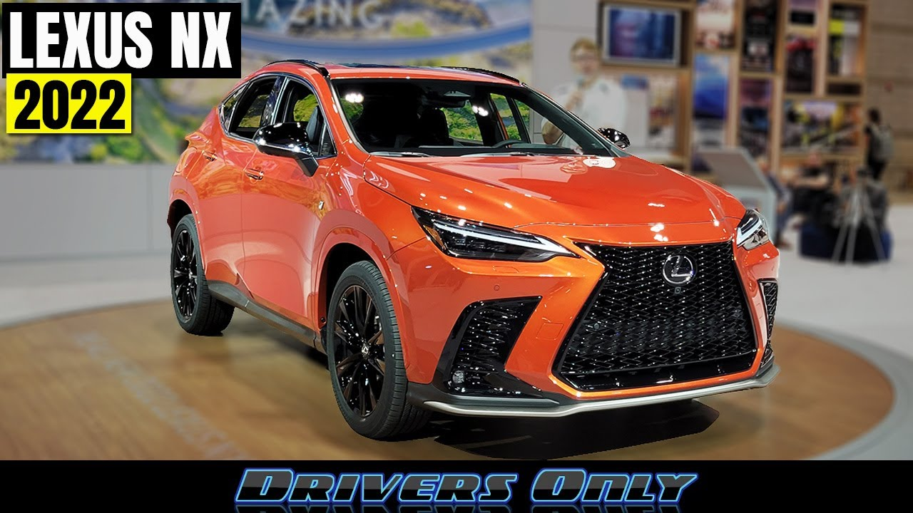 Download 2022 Lexus NX - First Look at the 2nd Generation NX