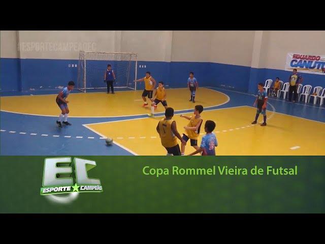 Copa Rommel Vieira de Futsal 2019