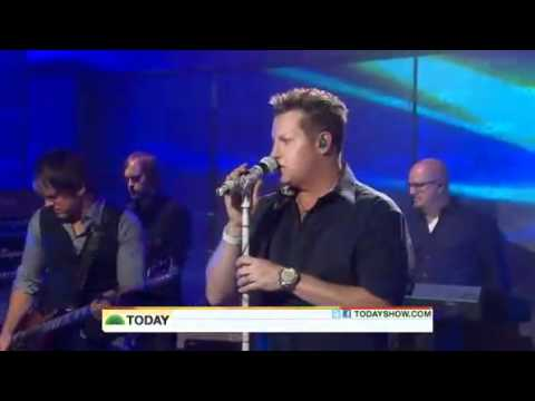 Rascal Flatts - Why Wait Today Show Toyota Concert 2010
