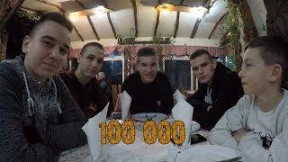 100 000 SUBSCRIBERA !!! BBT