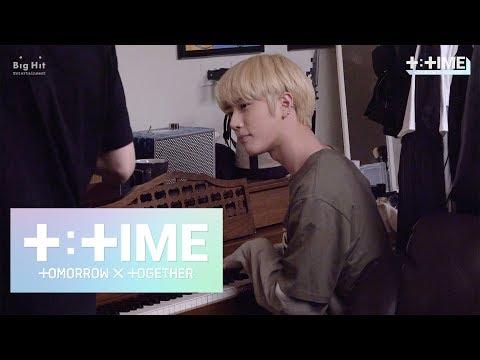 [T:TIME] BEOMGYU's Mini piano concert! - TXT (투모로우바이투게더)