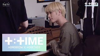 [T:TIME] BEOMGYU's Mini piano concert! - TXT (투모로우바이투게더)