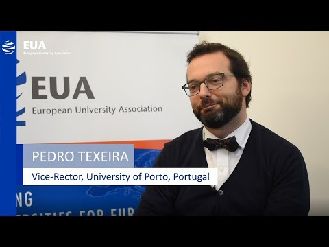 EUA Learning & Teaching Initiative - Pedro Teixeira, University of Porto, Portugal