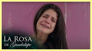 La Rosa de Guadalupe: ¡Judith quiere robarle su familia a Nora!   De color de rosa
