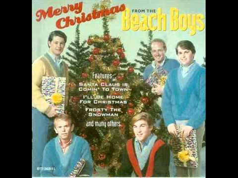 The Beach Boys - I'll be home for christmas - YouTube