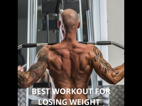 The Best Workout For Weight Loss! Full Workout