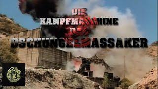 Die Kampfmaschine - Das Dschungelmassaker (Actionfilm, deutsch, ganzer Spielfilm, kostenlos)
