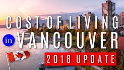 Cost Of Living In Vancouver 2018 UPDATE: Housing Expenses Increase + Full Budget!