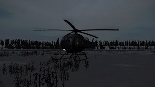 DayZ Standalone 0.61 - Первый полет на вертолете / First Helicopter Flight