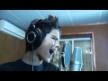 Abraham Mateo (12 AÑos) - L Surrender - (celine Dion)  Studio Rc video