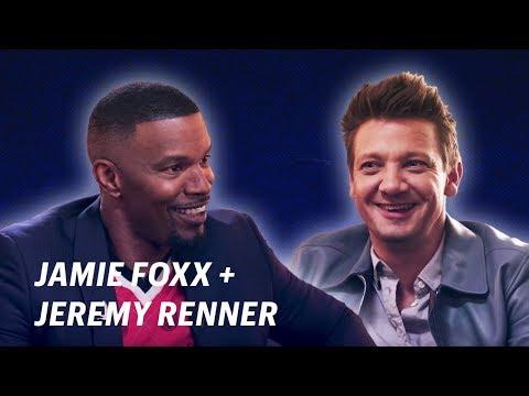 Jamie Foxx Interviews Jeremy Renner || OFF SCRIPT a Grey Goose Production