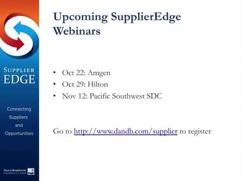 Breaking into Dell's supplier diversity program | SupplierEdge