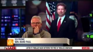 Rand Paul's Plan To Grow The Economy - Glenn Beck Radio 2/13/2013