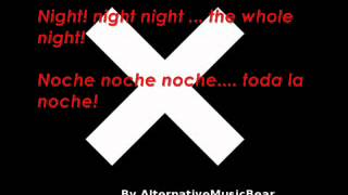 The XX  Do You Mind? Subtitulado