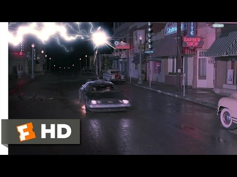 Back to the Future 1010 Movie CLIP  Back to the Future 1985 HD