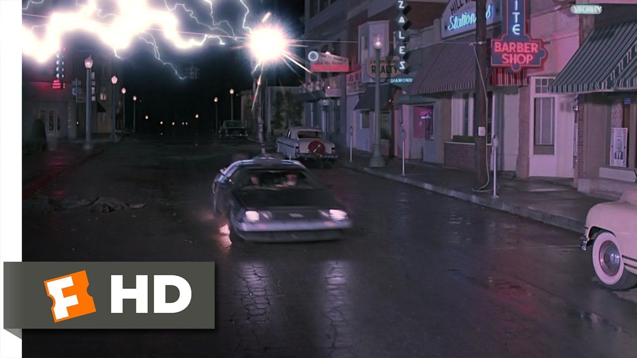 Back To The Future 10 10 Movie Clip Back To The Future